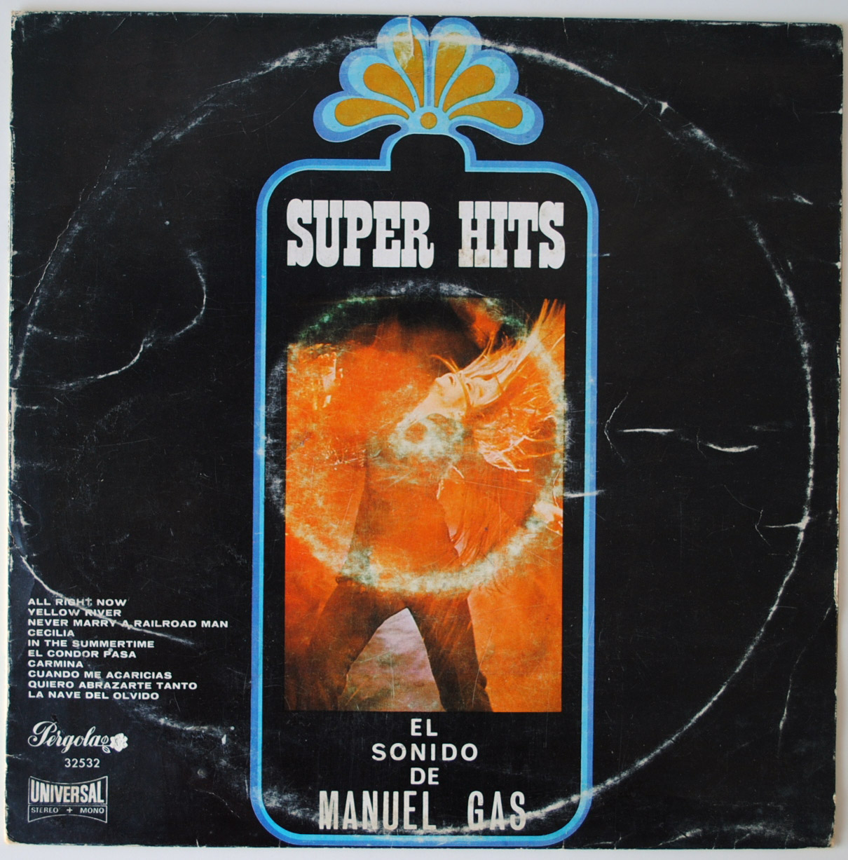 Manolo Gas super hits