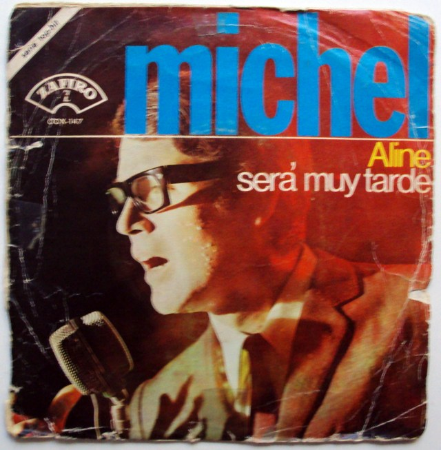 Michel aline / sera muy tarde (the Cincinnati Kid)