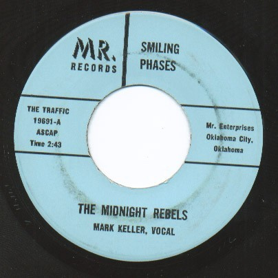 Midnight Rebels smiling phases / groovin' is easy