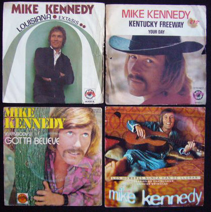 Mike Kennedy LOT of 4