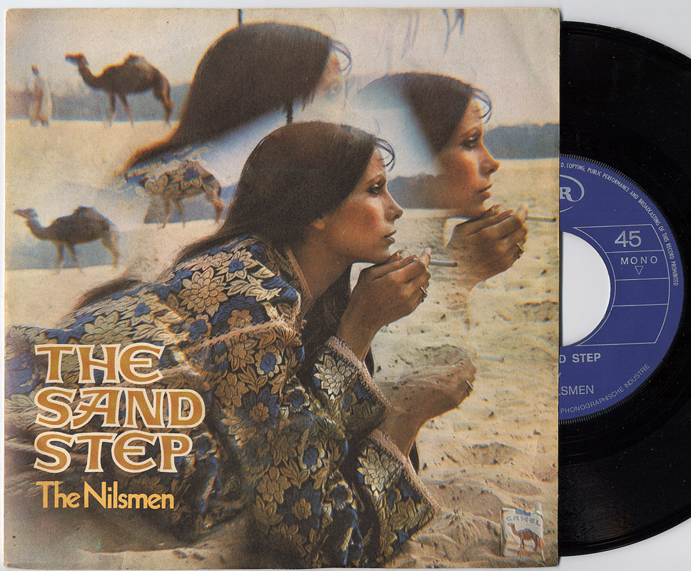Nilsmen, the the sand step / le winston