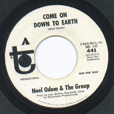 Noel Odom & the Group come on down to earth