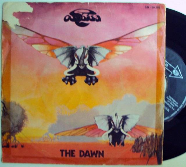Osibisa the dawn / think about the people
