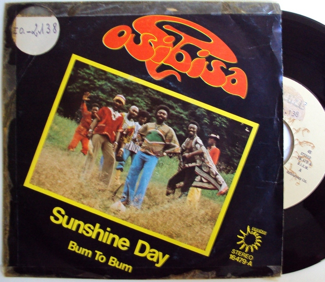 Osibisa sunshine day / bum to bum