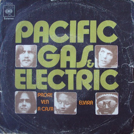 Pacific Gas & Electric father come home / elvira