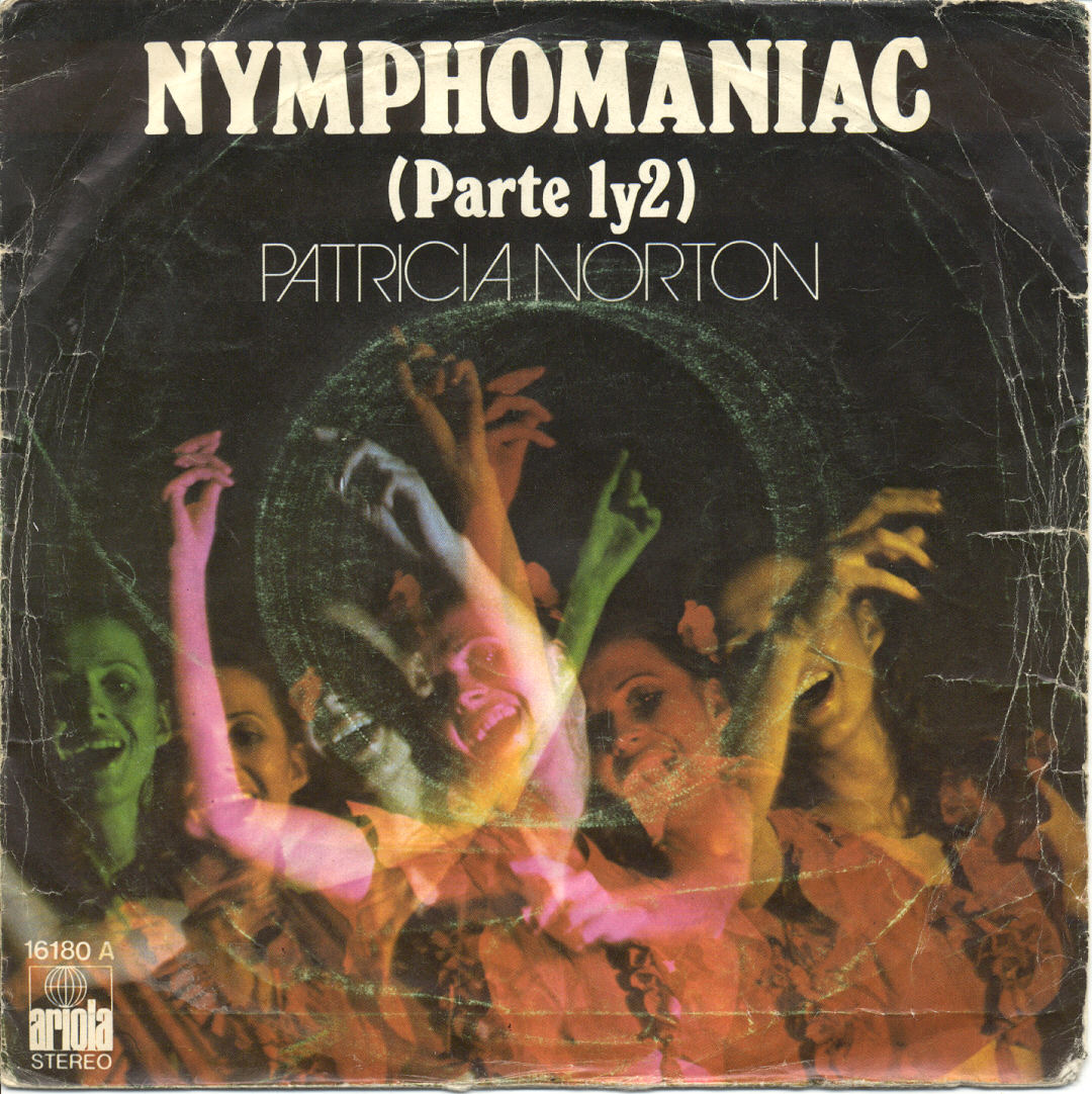 Patricia Norton nymphomaniac part 1 &2