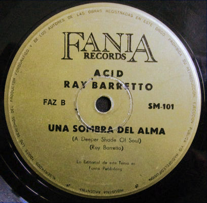 Ray Barretto soul drummers / a deeper shade of soul