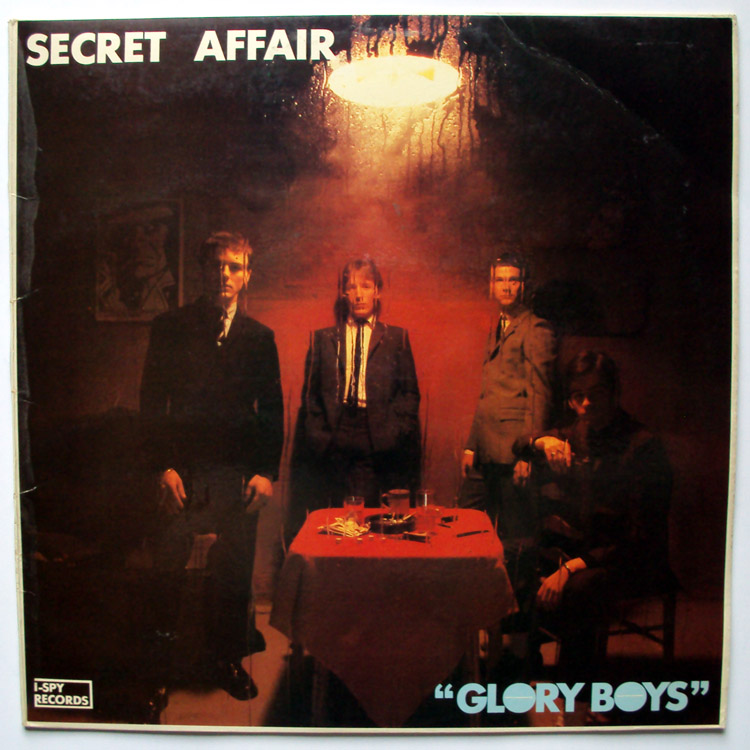 Secret Affair glory boys