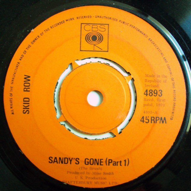 Skid Row sandy's gone parts i & ii