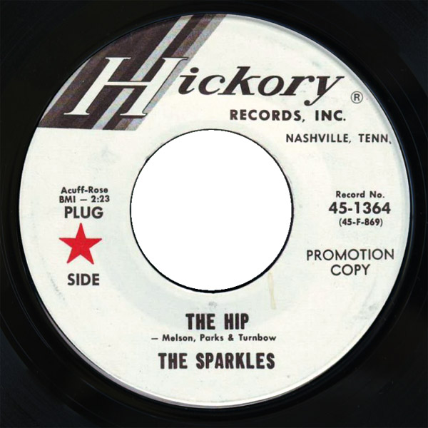 Sparkles, the the hip / oh, girls, girls