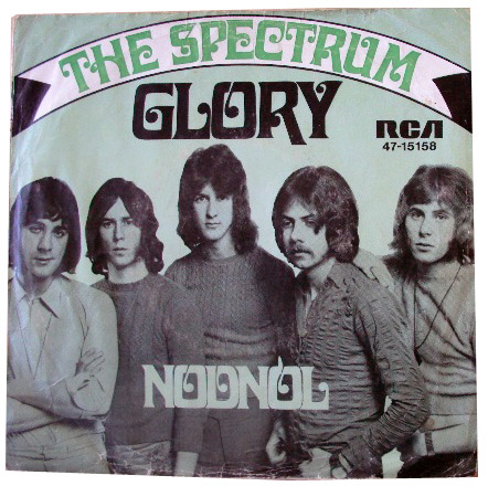 Spectrum, the glory / nodnol