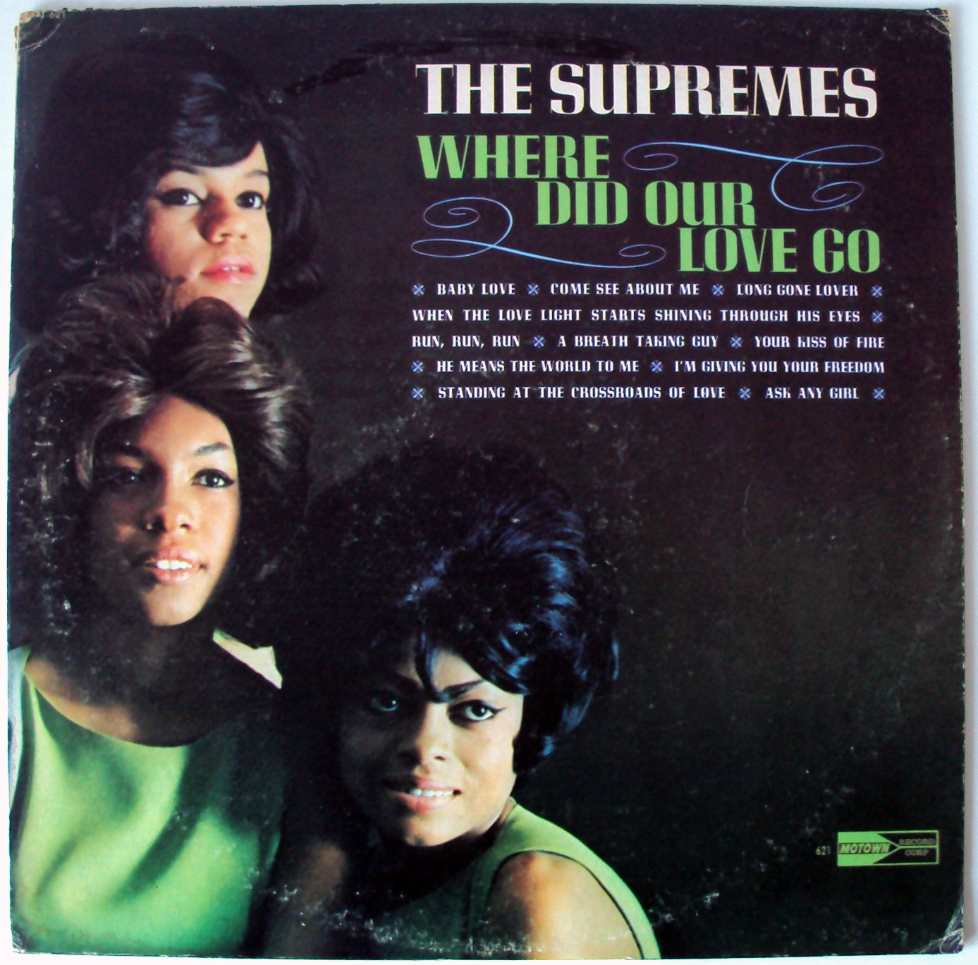Supremes where did our love go