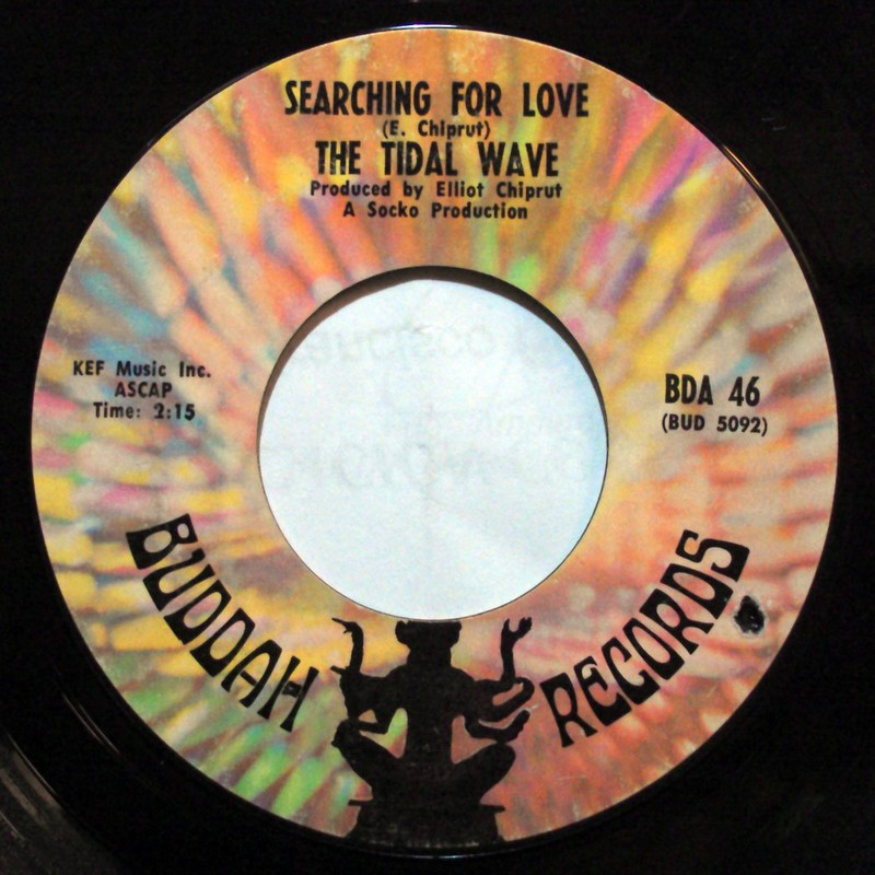 Tidal Wave searching for love / sinbad the sailor